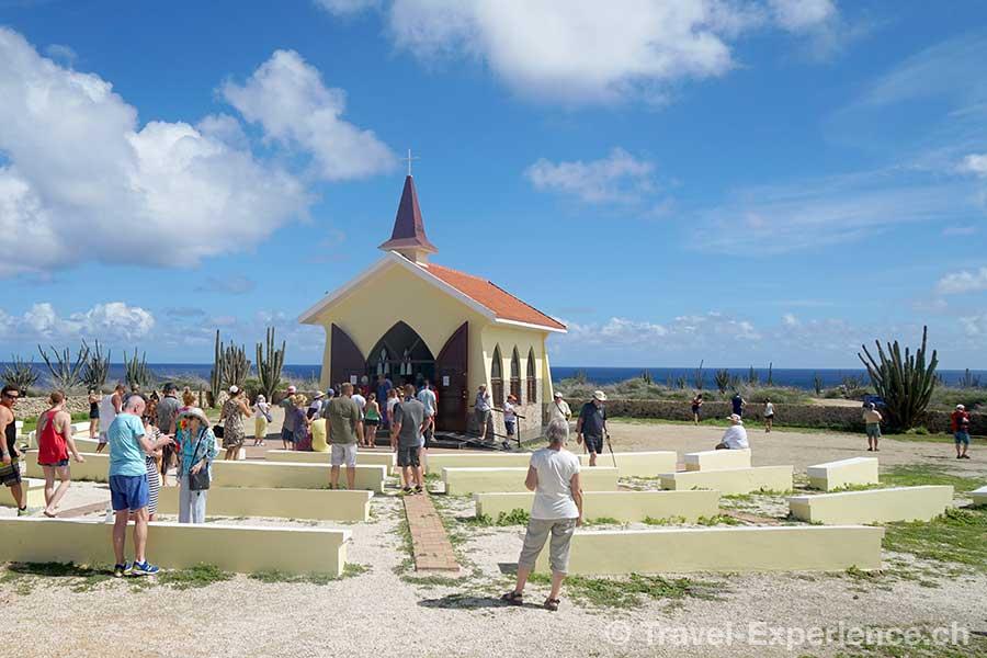 Karibik, Aruba, alto vista chapel