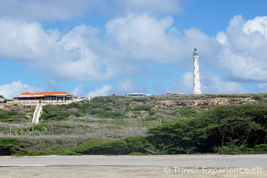 Karibik, Aruba, california lighthouse