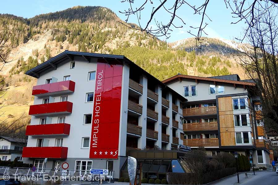 oesterreich, Bad Hofgastein, Impuls Hotel Tirol, Aussenansicht