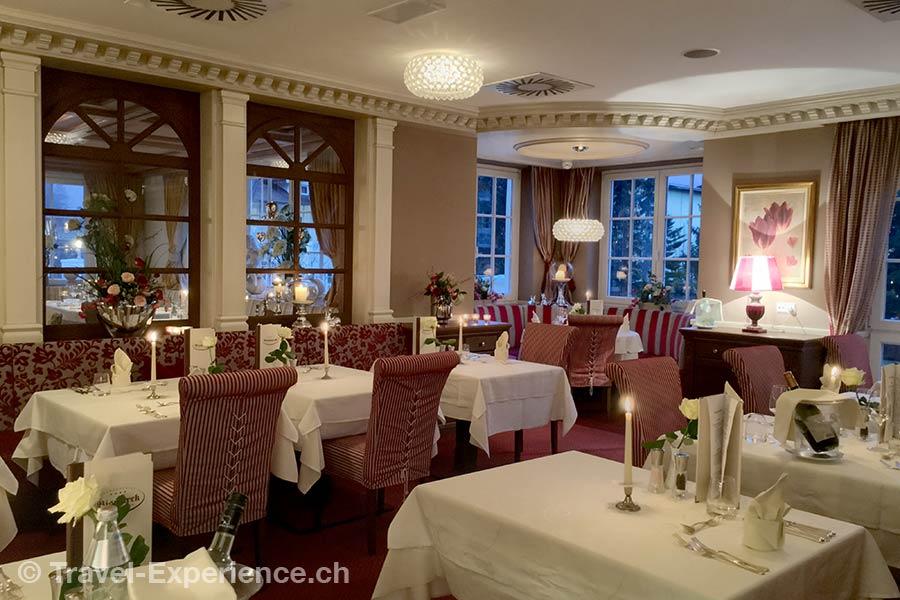 oesterreich, Bad Hofgastein, Hotel Bismarck, Restaurant