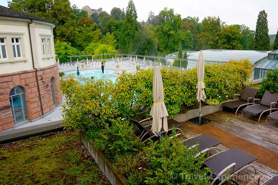 Badenweiler, Cassiopeia Therme