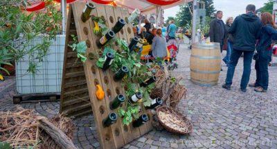 Badenweiler, Musik- und Weinfest Badenweiler, Musik- und Weinfest Badenweiler, Esel, Chauffeur