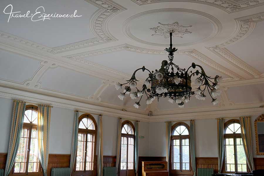 Hotel Baeren, Duerrenroth, historisch, Belle Epoque Saal