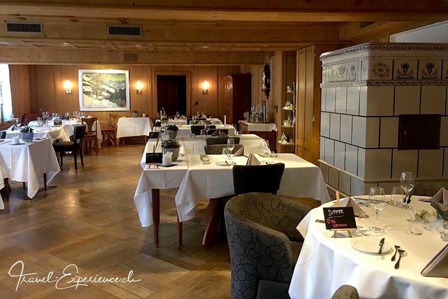 Hotel Baeren, Duerrenroth, historisch, Stube, Restaurant