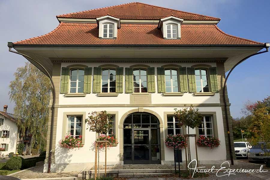 Hotel Baeren, Duerrenroth, historisch, Kreuzstock, Warenumladestation, Pferdewechselstation