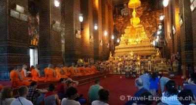 Bangkok, Wat PohBangkok, MarktBangkok, Smaragdbuddha