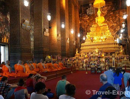Bangkok – tolle Tempel, schönes Shoppen