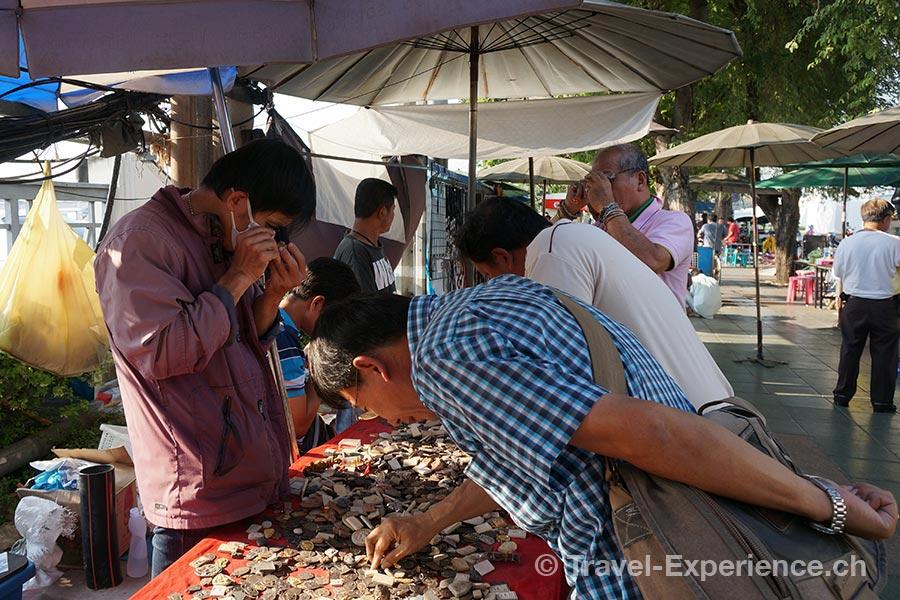 Bangkok, Markt