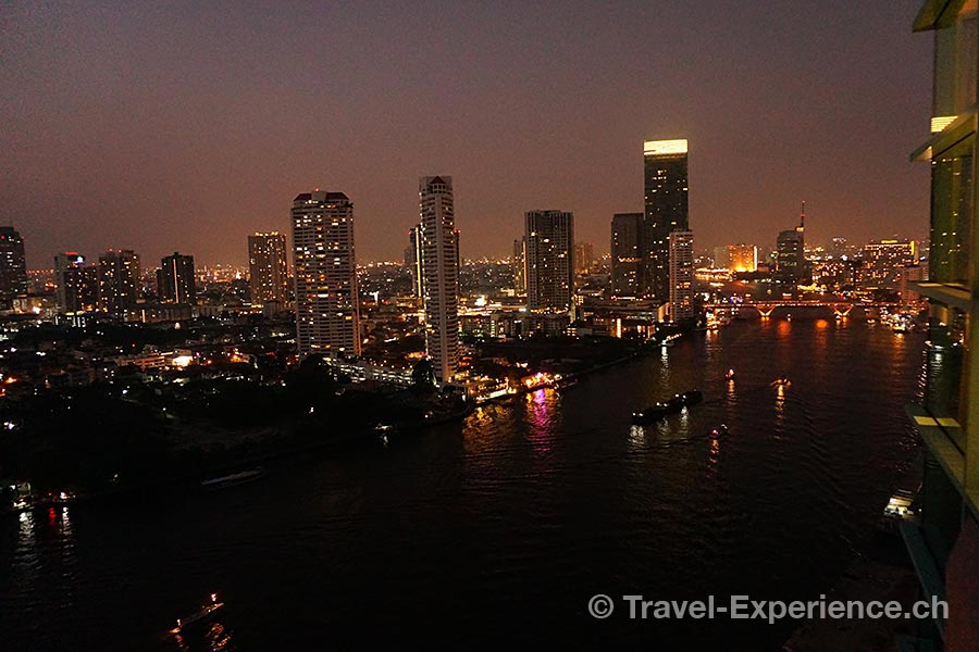 Bangkok, by night