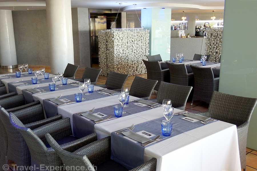 Spanien, Mallorca, Barcelo Illetas Albatros, Restaurant Blue