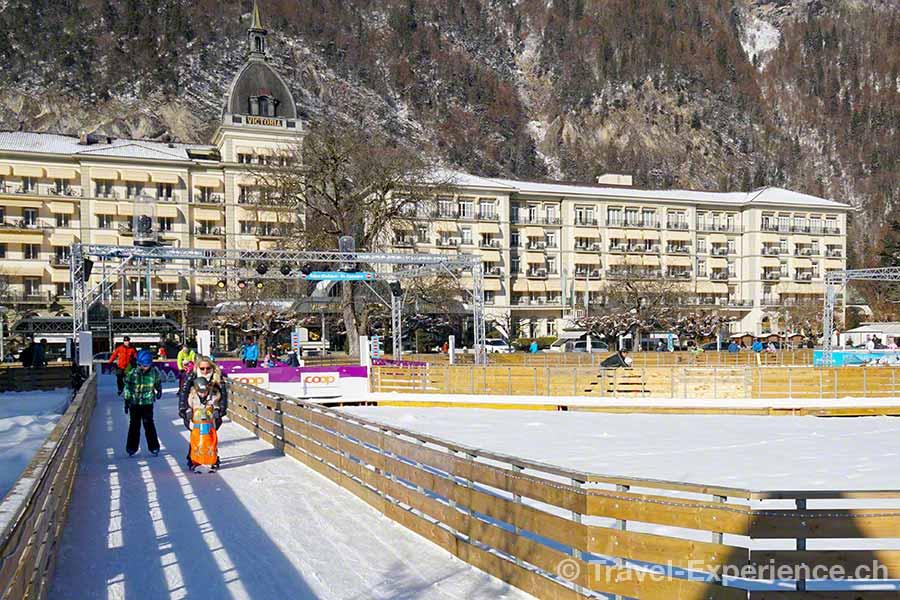 Interlaken, Ice magic