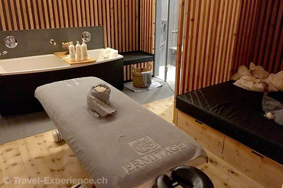 Merligen, Wellness Spa Hotel Beatus, Massage