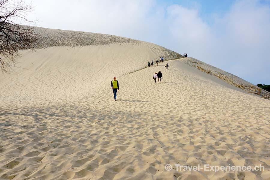 Dune du Pilat, Arcachon