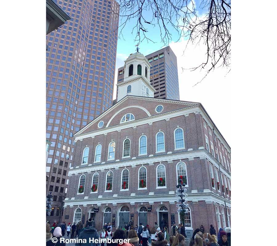 Boston, Massachusetts, Faneuil Hall