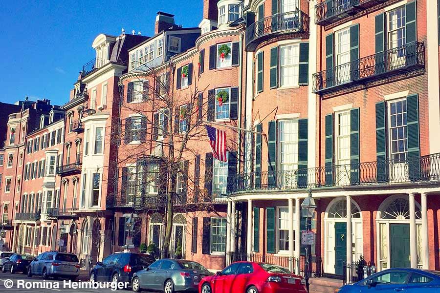 Boston, Massachusetts, Beacon Street