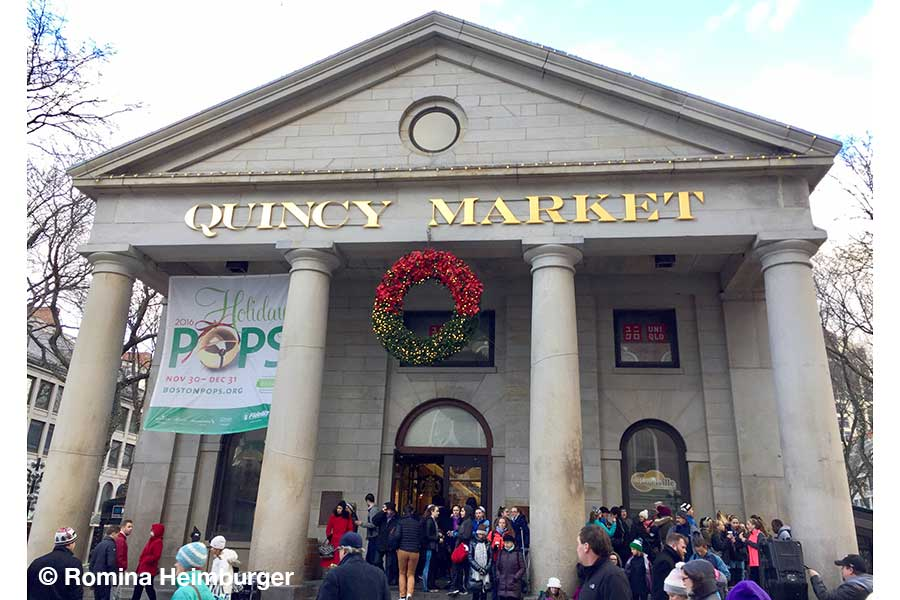 Boston, Massachusetts, Quincy Market