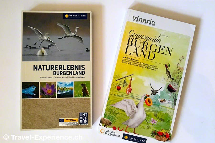 Oesterreich, Burgenland, Suedburgenland, Buchtipp, Genussguide, Naturerlebnis