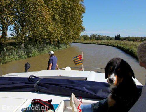 Canal du Midi – Paradies der Spiegelbilder
