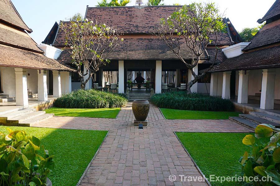Thailand, Chiang Mai, Hotel, Rachamanka