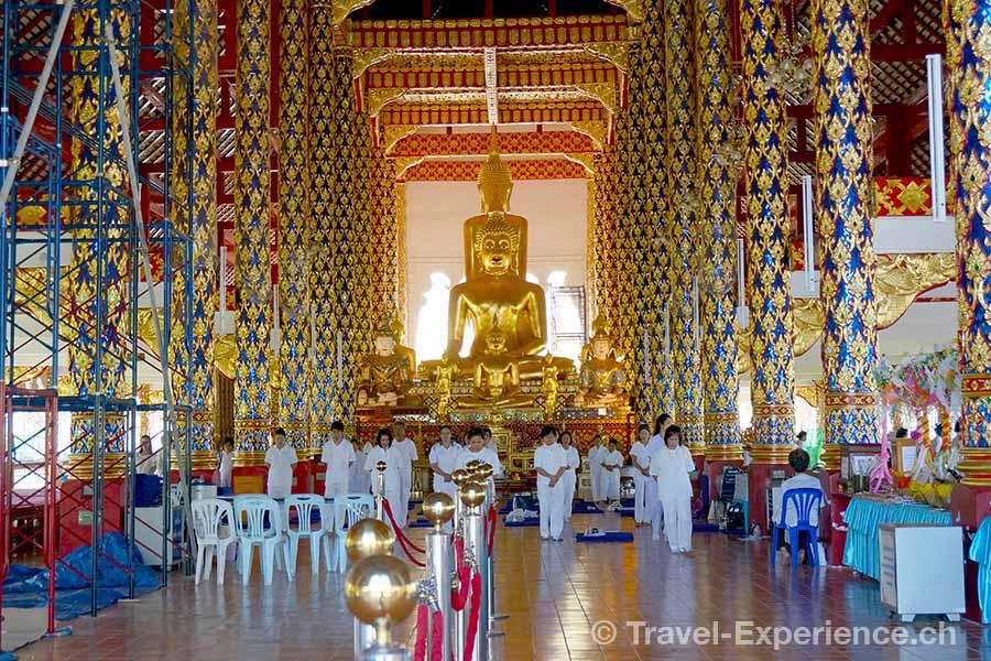 Thailand, Chiang Mai, Wat Suan Dok, Novizinnen