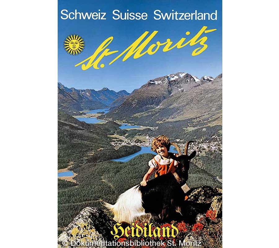 St. Moritz, Heidiland