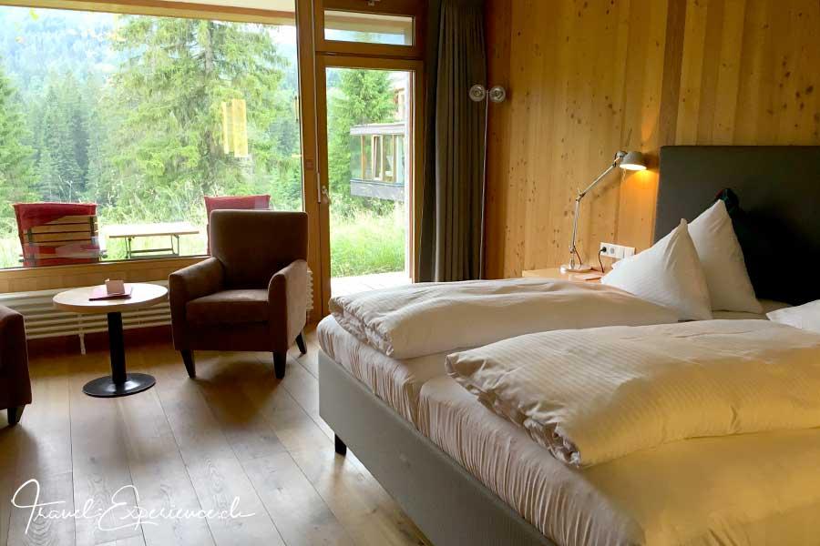 Deutschland, Bayern, Kruen, Das Kranzbach, Schloss, Wellnesshotel, Zimmer 219