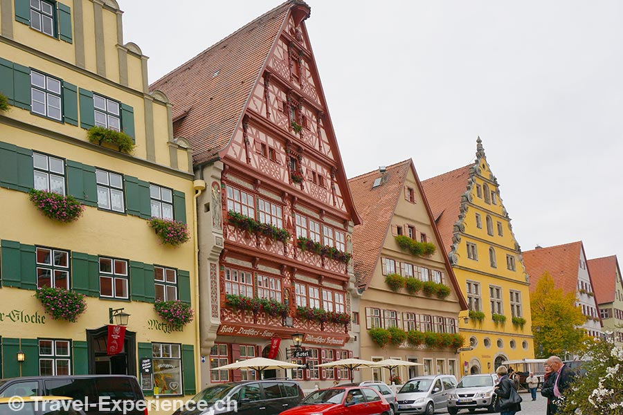 Franken, Dinkelsbühl, Deutsches Haus