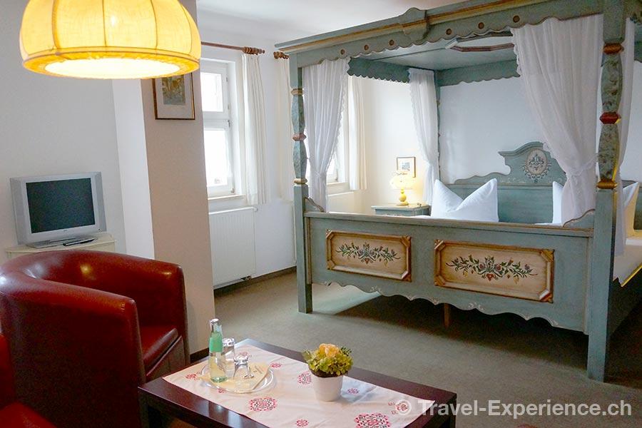 Franken, Dinkelsbühl, Hotel Appelberg