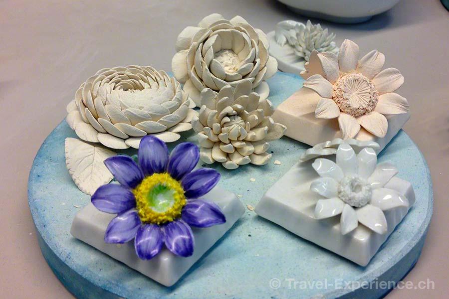 Meissen, Porzellan, Manufaktur, Schauwerkstatt