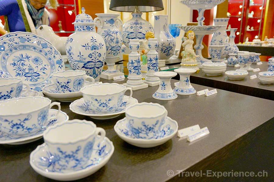 Meissen, Porzellan, Manufaktur, Shop