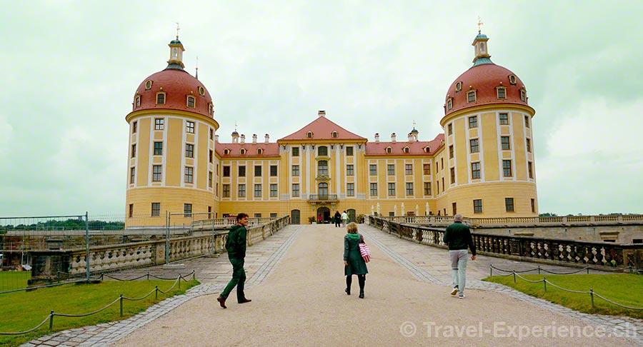 Dresden, Moritzburg,