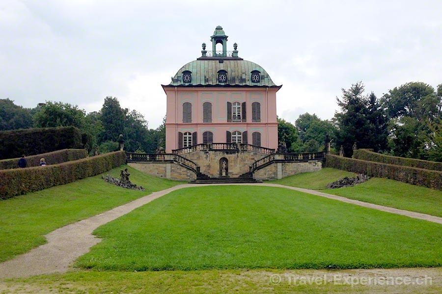 Dresden, Moritzburg, Fasanenschloesschen
