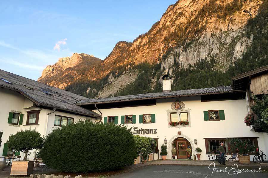 Hotel zur Schanz, Ebbs, Kufstein, aussen