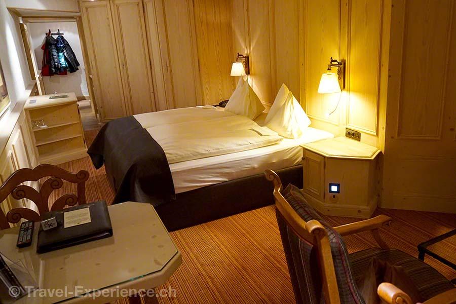 Schönried, Hotel Ermitage, Zimmer
