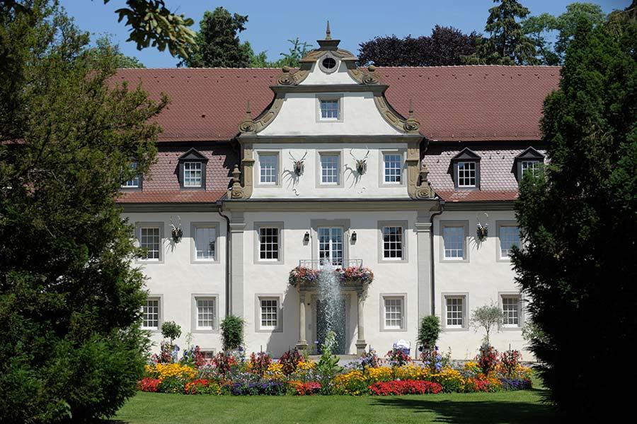 Schlosshotel Friedrichtsruhe, Zweiflingen, Jagdschloss