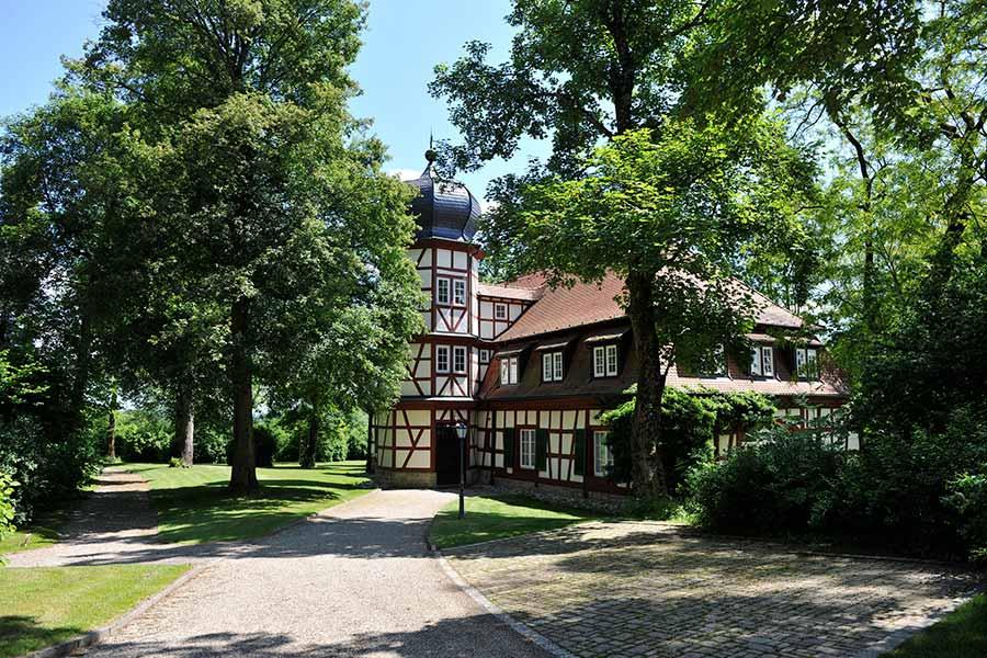 Schlosshotel Friedrichtsruhe, Zweiflingen, Spa-Haus
