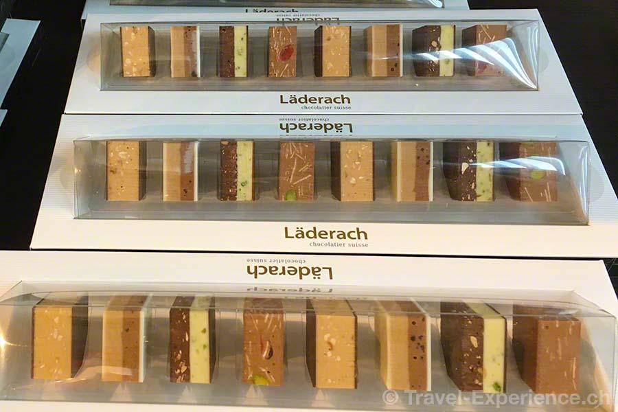 Glarus, Glarnerland, Industriespionage, Laederach, Bilten, Schokolade, Fabrikladen