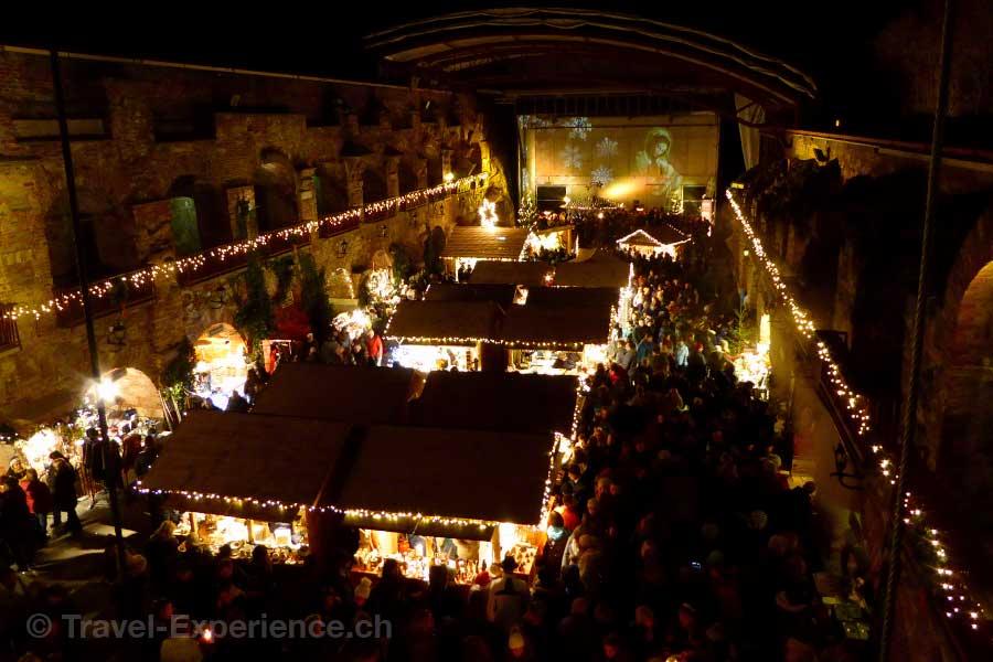 Österreich, Graz, Advent, Aufsteirern Markt, Schlossberg