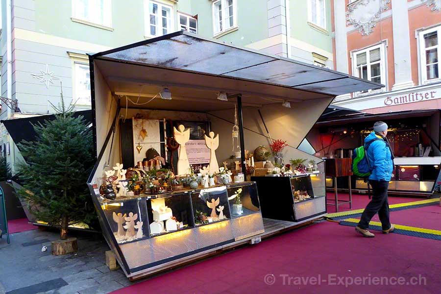 Österreich, Graz, Advent, Kunsthandwerk, Stand