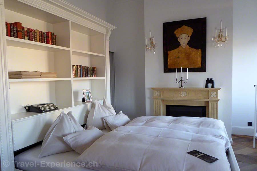 Österreich, Graz, Hotel Wiesler, Zimmer