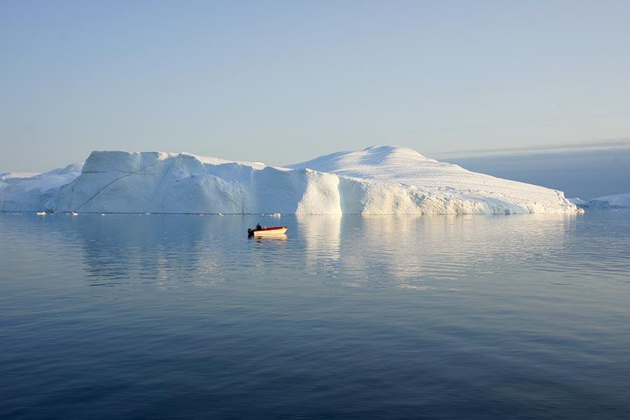 Groenland, Cruise, Schifffahrt, Ilulissat, Eismeer