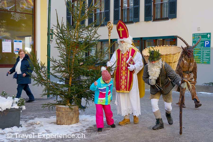 Grossarl, Nikolaus, Krampus