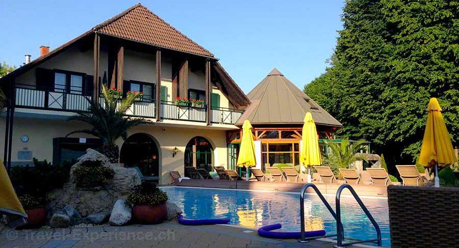Steiermark, Bad Radkersburg, Hotel im Park, Pool