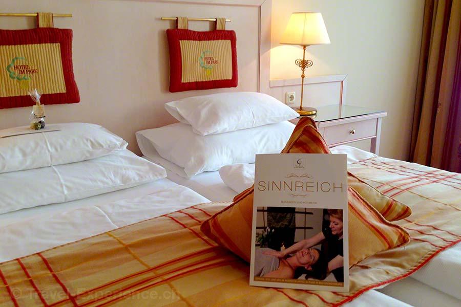 Bad Radkersburg, Hotel im Park