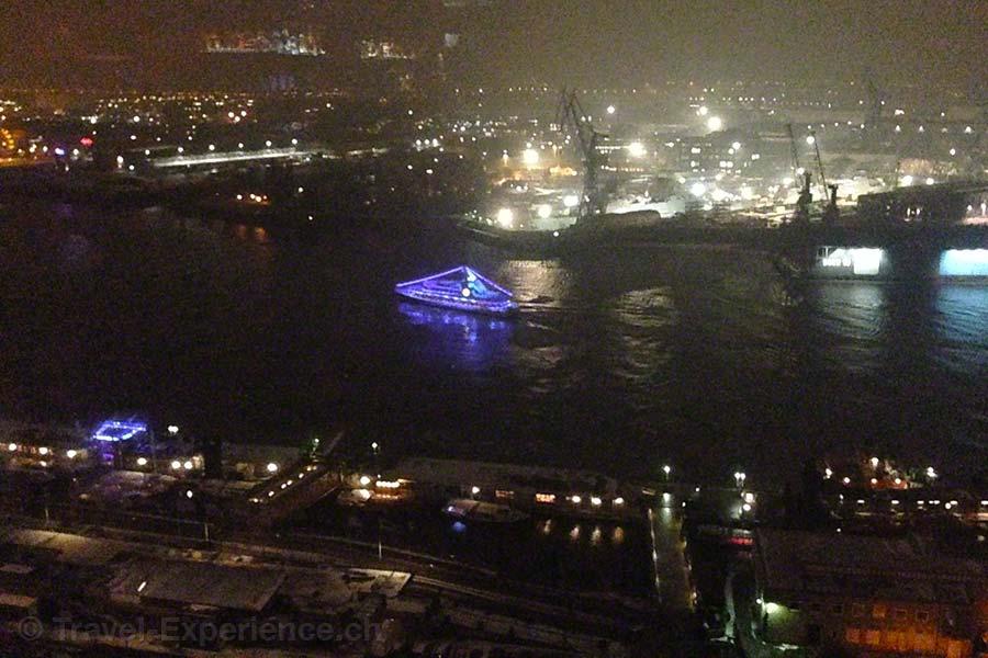 Hamburg, 20Up, Bar, Aussicht, Hafen, Elbe