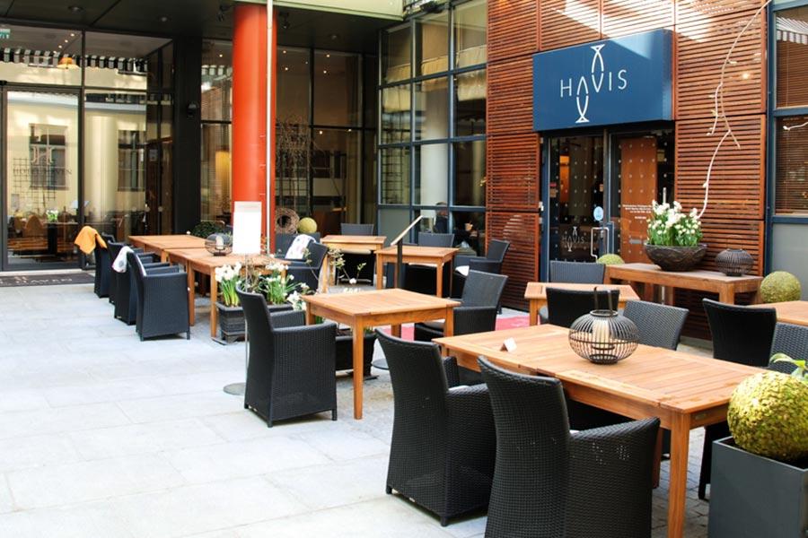 Helsinki, Hotel Haven
