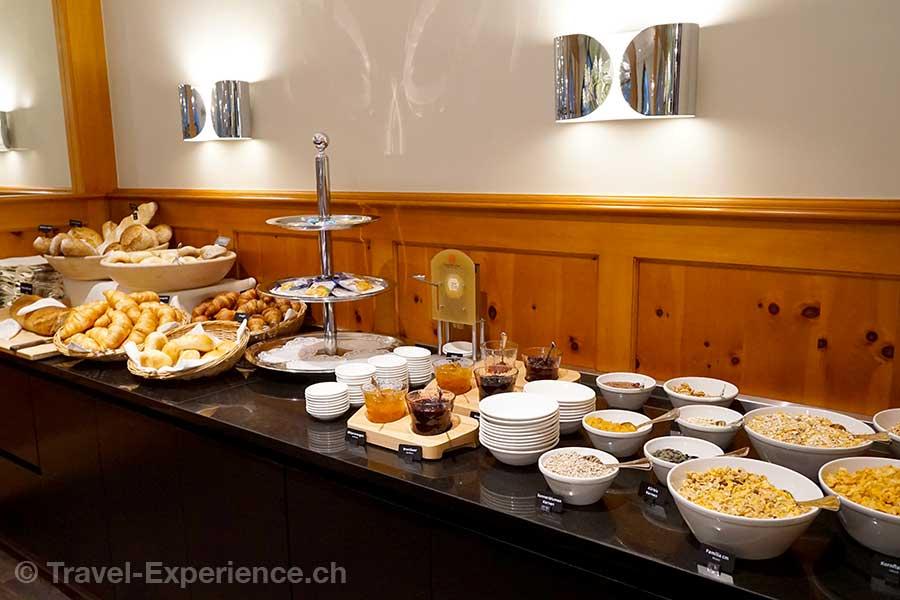 Appenzell, Hotel Hof Weissbad, fruehstuecksbuefett