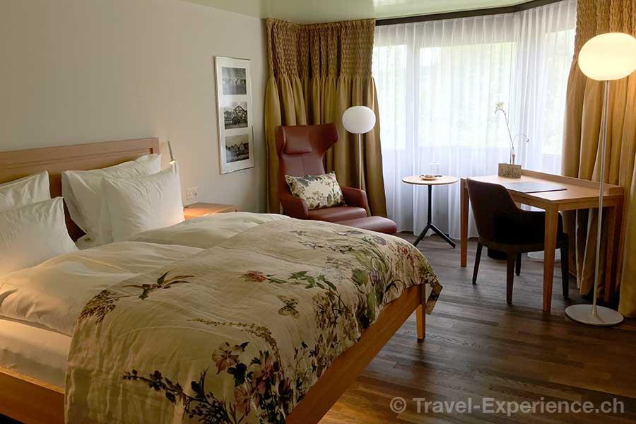 Appenzell, Hotel Hof Weissbad, Zimmer 102