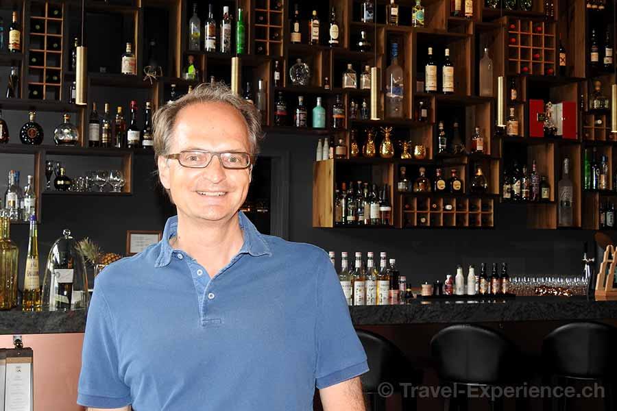 Schweiz, Saanen, Gstaad, Huus Hotel, Guenter Weilguni, CEO