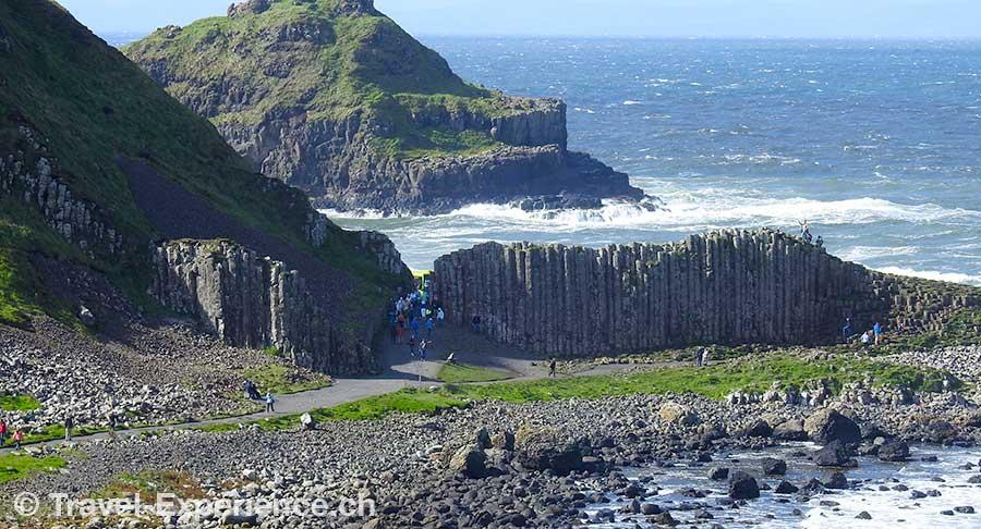 Giants Causeway, Nordirland